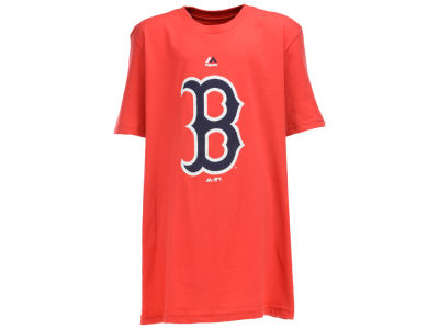 Boston Red Sox MLB Youth Primary Logo T-Shirt