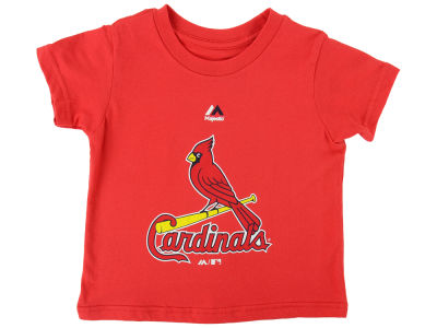 St. Louis Cardinals Majestic MLB Toddler Primary Logo T-Shirt