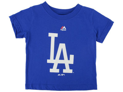 Los Angeles Dodgers MLB Toddler Primary Logo T-Shirt