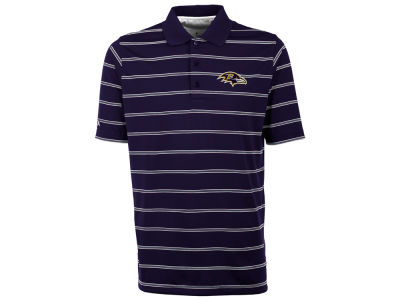 Baltimore Ravens NFL Deluxe Polo