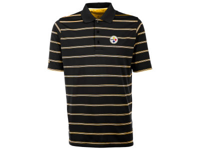 Pittsburgh Steelers NFL Deluxe Polo