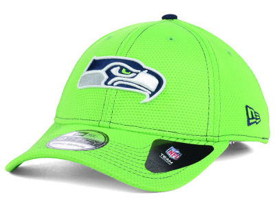 Seattle Seahawks New Era NFL Contrast 39THIRTY Cap