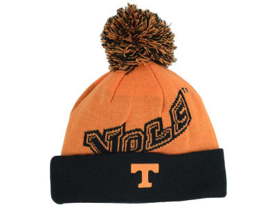 Tennessee Volunteers Top of the World NCAA Gridiron Knit