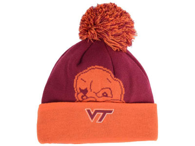 Virginia Tech Hokies Top of the World NCAA Gridiron Knit