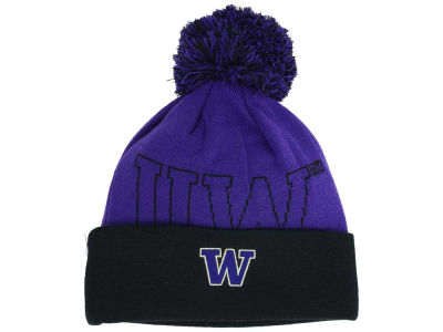 Washington Huskies Top of the World NCAA Gridiron Knit