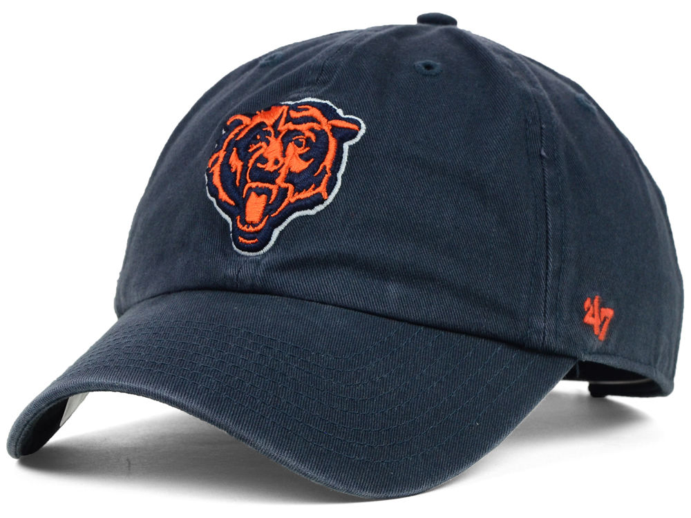 fe57771b325 Chicago Bears  47 NFL  47 CLEAN UP Cap