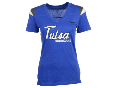 Tulsa Golden Hurricane NCAA Womens Touchdown WM T-Shirt