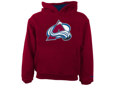 Colorado Avalanche NHL Toddler Prime Logo Hoodie