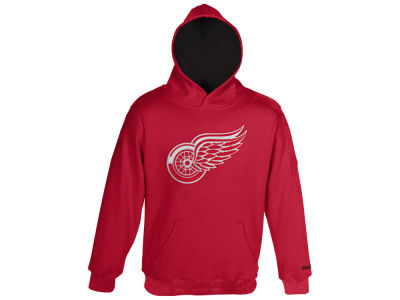 Detroit Red Wings adidas NHL Toddler Prime Logo Hoodie