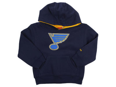 St. Louis Blues adidas NHL Toddler Prime Logo Hoodie