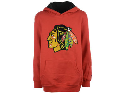 Chicago Blackhawks adidas NHL Kids Prime Logo Hoodie