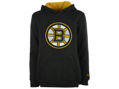 Boston Bruins NHL Youth Prime Logo Hoodie