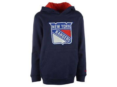 New York Rangers adidas NHL Youth Prime Logo Hoodie