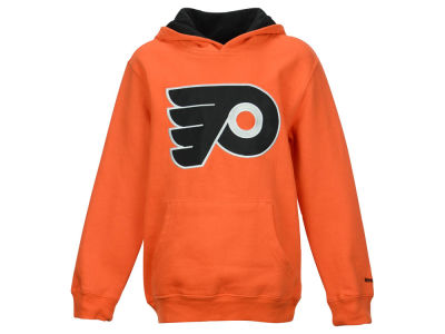 Philadelphia Flyers adidas NHL Youth Prime Logo Hoodie
