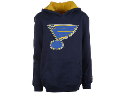 St. Louis Blues NHL Youth Prime Logo Hoodie