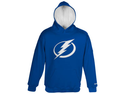 Tampa Bay Lightning adidas NHL Youth Prime Logo Hoodie