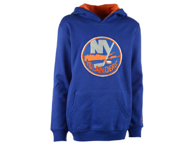 New York Islanders adidas NHL Youth Prime Logo Hoodie