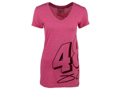 Jimmie Johnson NASCAR Women's 2014 Metallic T-Shirt