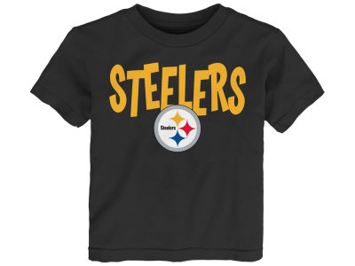 Pittsburgh Steelers NFL Toddler Whirlwind T-Shirt