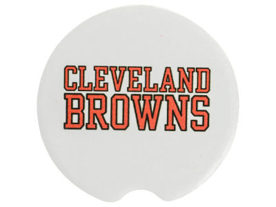 Cleveland Browns 2 Pack Car Coasters
