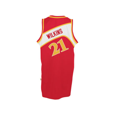 Atlanta Hawks Dominique Wilkins Adidas NBA Men's Retired Player Swingman Jersey
