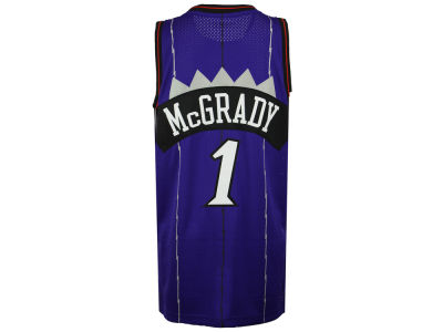 Toronto Raptors Tracy McGrady adidas NBA Retired Player Swingman Jersey