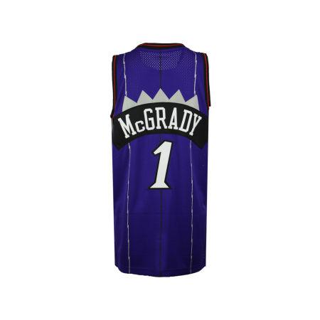 Toronto Raptors Tracy McGrady Adidas NBA Men's Retired Player Swingman Jersey