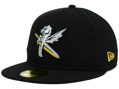 Charlotte Knights New Era MiLB AC 59FIFTY Cap