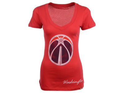 Washington Wizards NBA Womens Custom Vintage T-Shirt