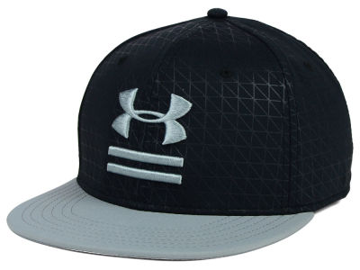 Under Armour Debossed Flat Brim Cap