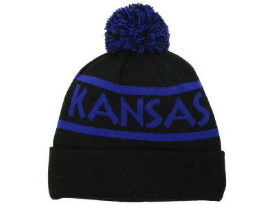 Kansas Jayhawks Top of the World NCAA Slugfest Knit