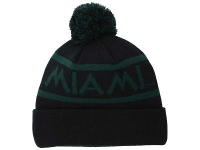 Miami Hurricanes Top of the World NCAA Slugfest Knit