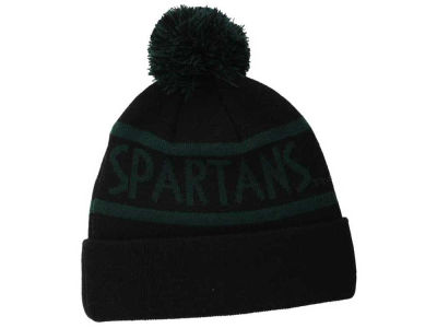Michigan State Spartans Top of the World NCAA Slugfest Knit