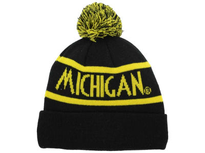 Michigan Wolverines Top of the World NCAA Slugfest Knit