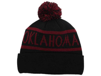 Oklahoma Sooners Top of the World NCAA Slugfest Knit