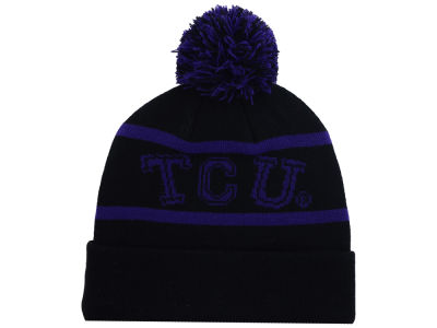 Texas Christian Horned Frogs Top of the World NCAA Slugfest Knit