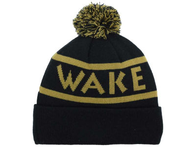 Wake Forest Demon Deacons Top of the World NCAA Slugfest Knit