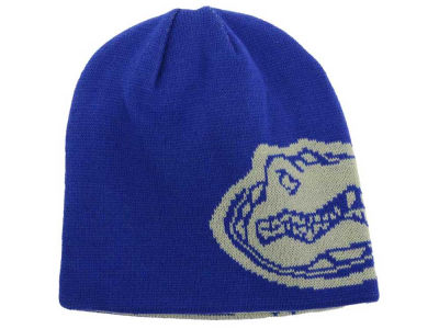 Florida Gators Top of the World NCAA Say What Reversible Knit