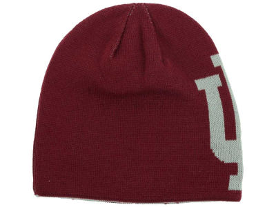 Indiana Hoosiers Top of the World NCAA Say What Reversible Knit