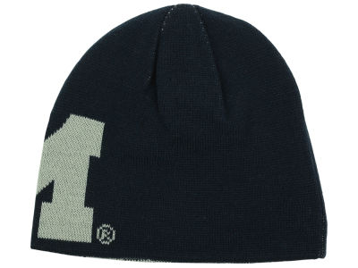 Michigan Wolverines Top of the World NCAA Say What Reversible Knit