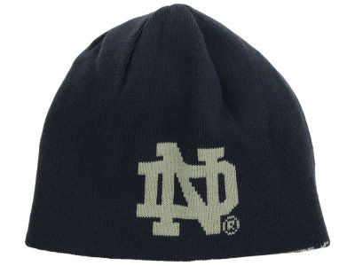 Notre Dame Fighting Irish Top of the World NCAA Say What Reversible Knit