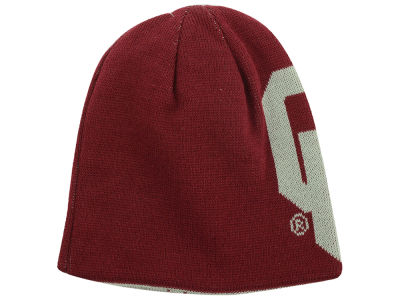 Oklahoma Sooners Top of the World NCAA Say What Reversible Knit