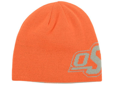 Oklahoma State Cowboys Top of the World NCAA Say What Reversible Knit