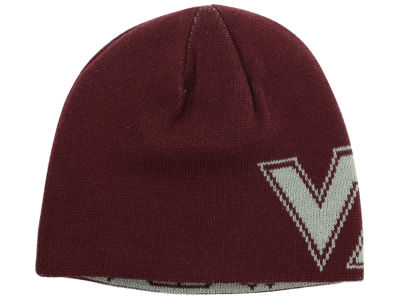 Virginia Tech Hokies Top of the World NCAA Say What Reversible Knit