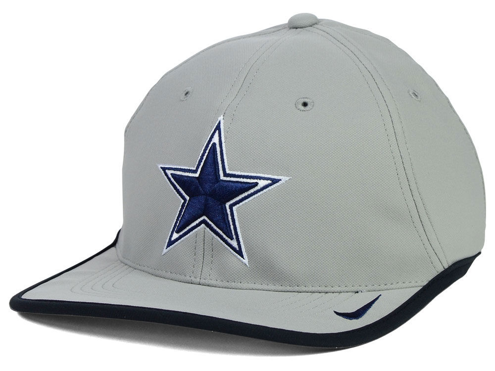 eb12da65b Dallas Cowboys Nike NFL Legacy 91 Dri-FIT Vapor Cap