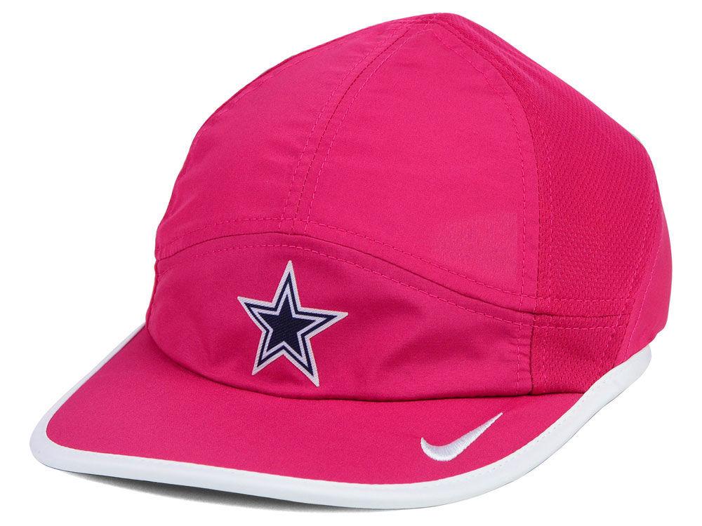 Dallas Cowboys Nike NFL Womens Featherlight 2.0 Hat 16f1f3bafcf