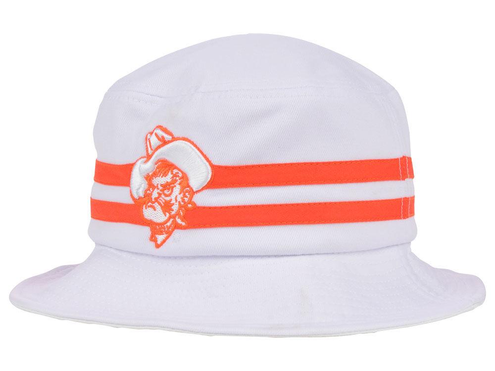 Oklahoma State Cowboys Top of the World NCAA Gilligan Bucket Hat ... 405415e3cc9