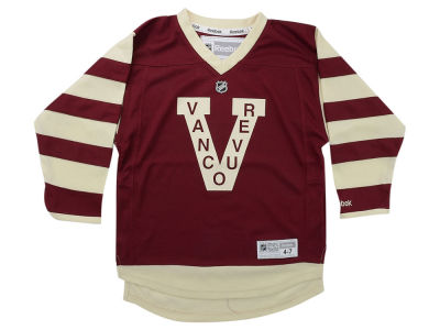 Vancouver Millionaires NHL Kids Replica Jersey CN