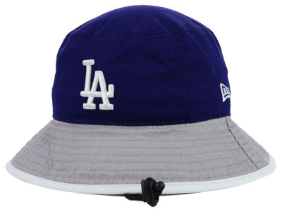 Los Angeles Dodgers New Era MLB Triple Color Tipped Bucket