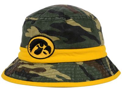 Iowa Hawkeyes Top of the World NCAA Sneak Attack Bucket